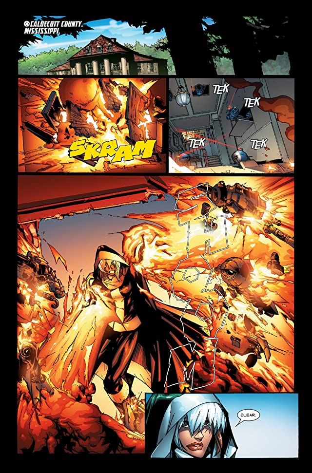 click for super-sized previews of X-Men (2004-2007) #200