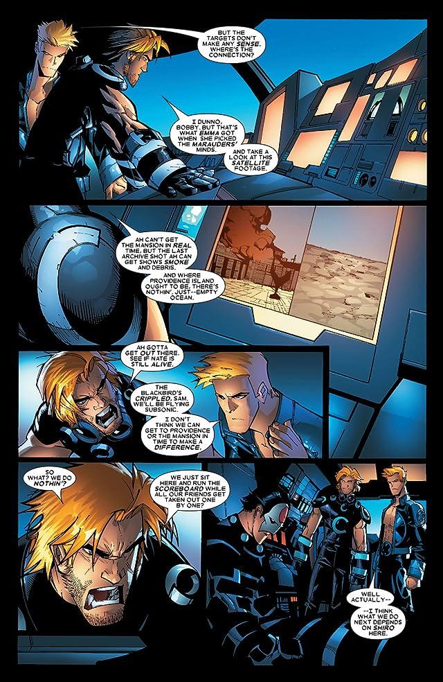 X-Men (2004-2007) #202