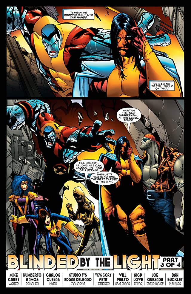 click for super-sized previews of X-Men (2004-2007) #202