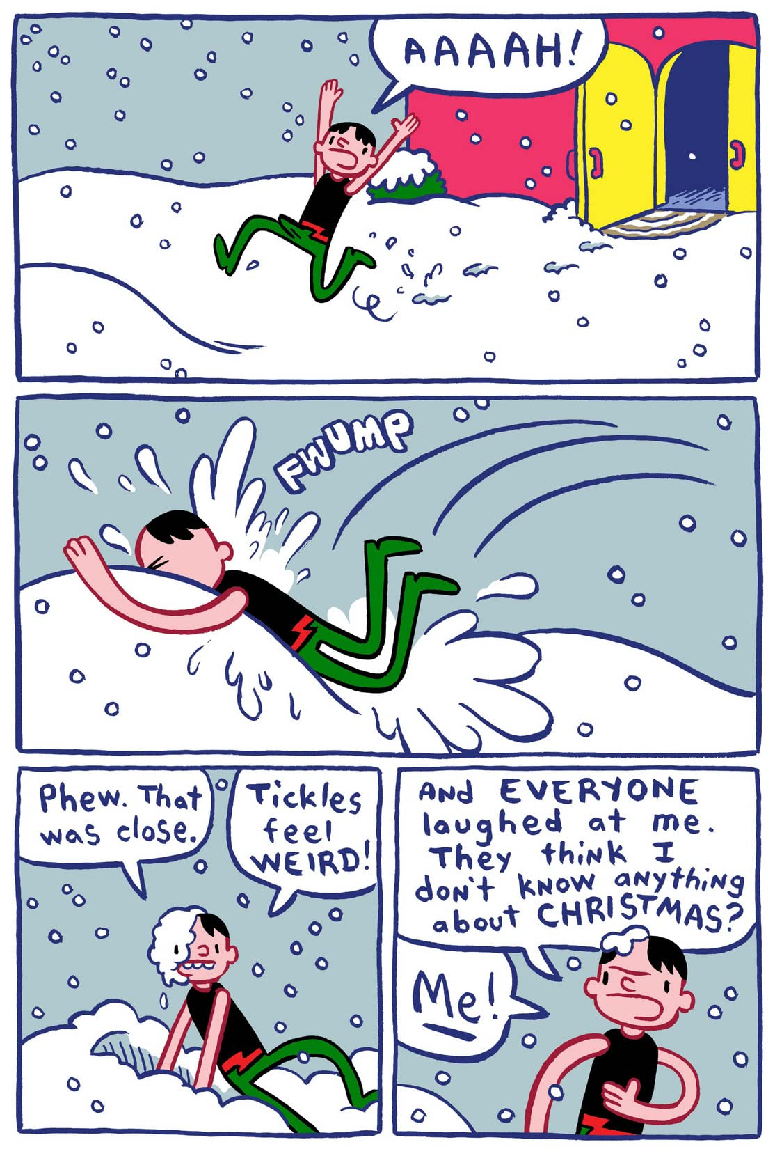 Superf*ckers Save Christmas