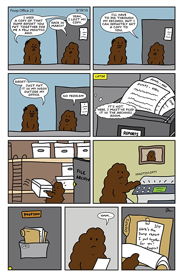 click for super-sized previews of Poop Office #3