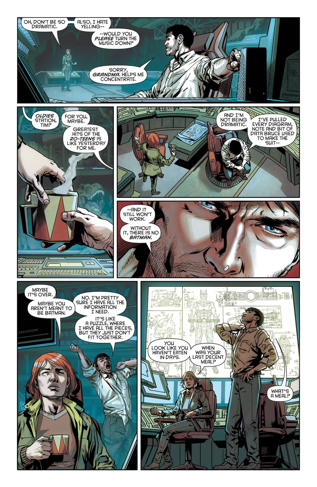 Batman Beyond (2015-2016) Vol. 2