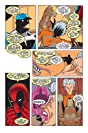 click for super-sized previews of Deadpool (1997-2002) #8