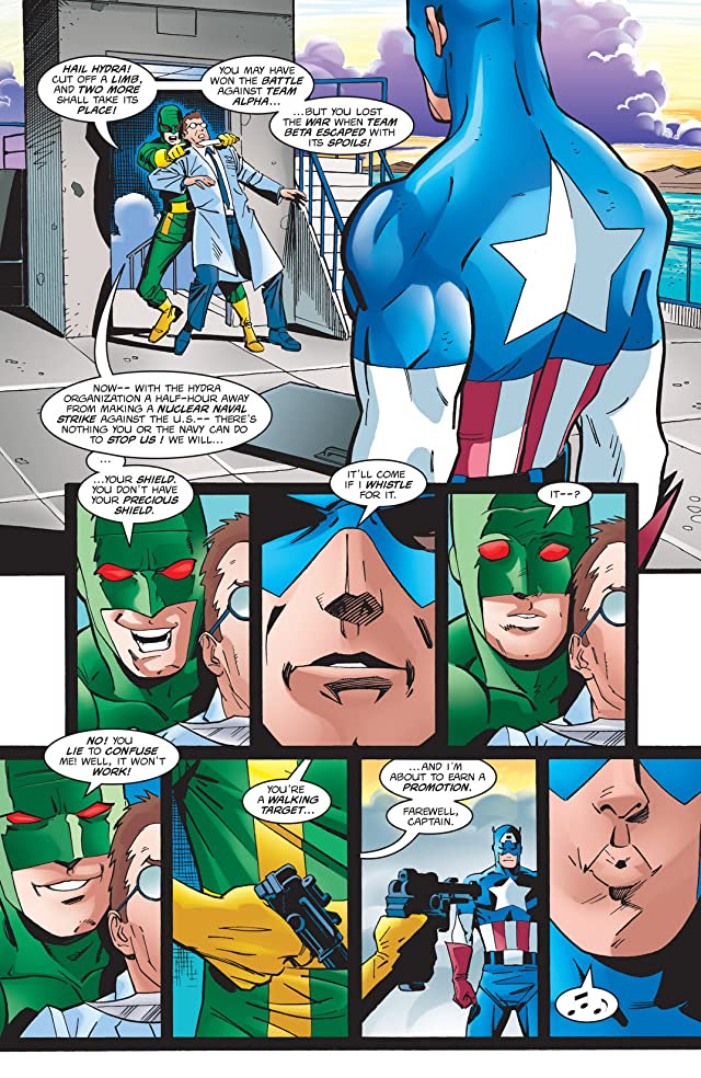 click for super-sized previews of Captain America (1998-2002) #2