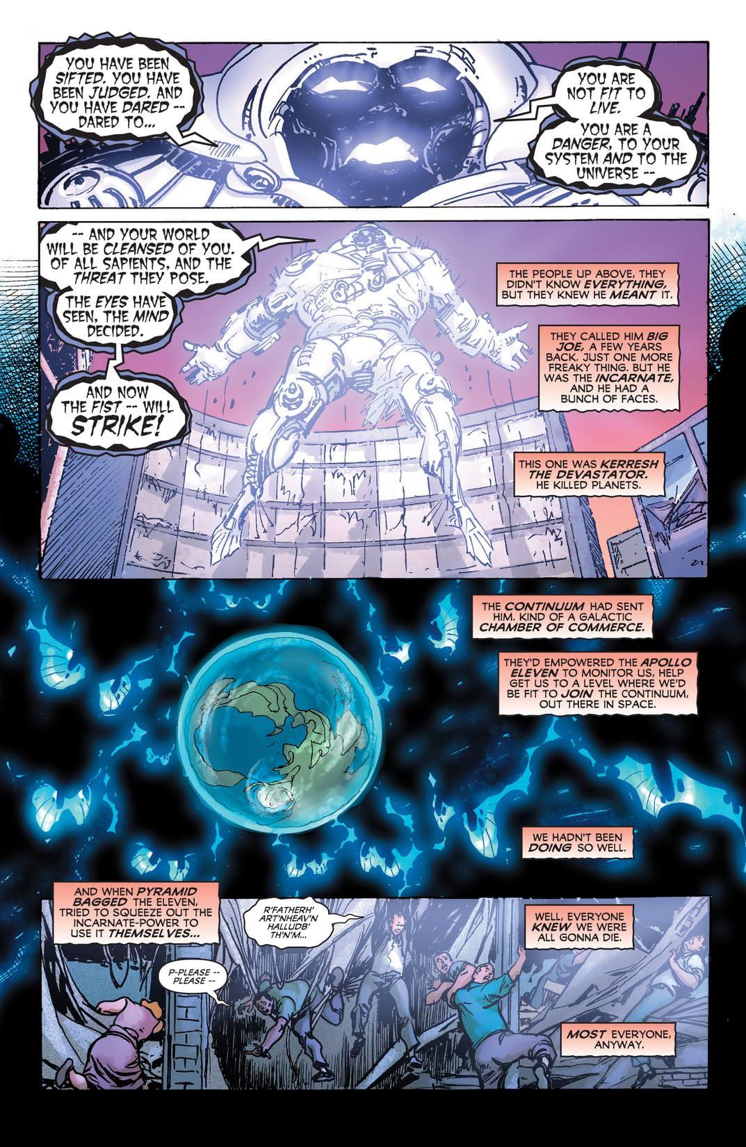 Astro City: The Dark Age Book Three (2009) #4 (of 4)