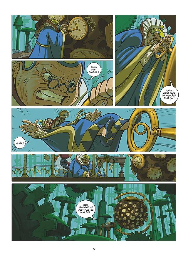 Le Petit Prince Vol. 18: La Planète du temps