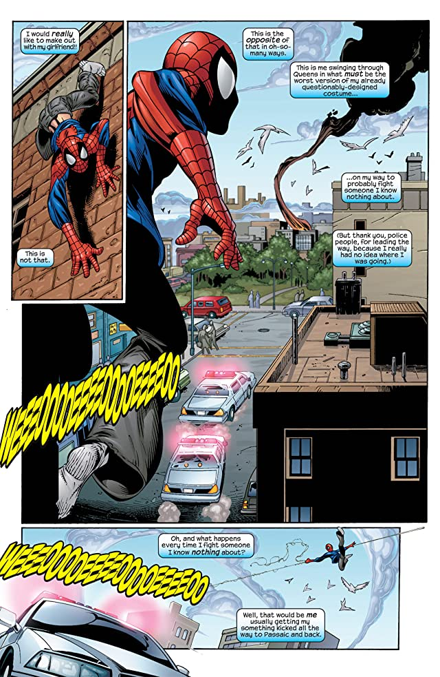 Ultimate Spider-Man (2000-2009) #42