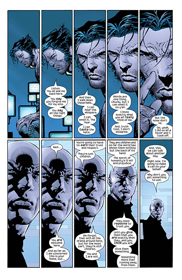 Ultimate X-Men #38
