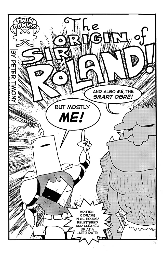 click for super-sized previews of Sir Roland #1