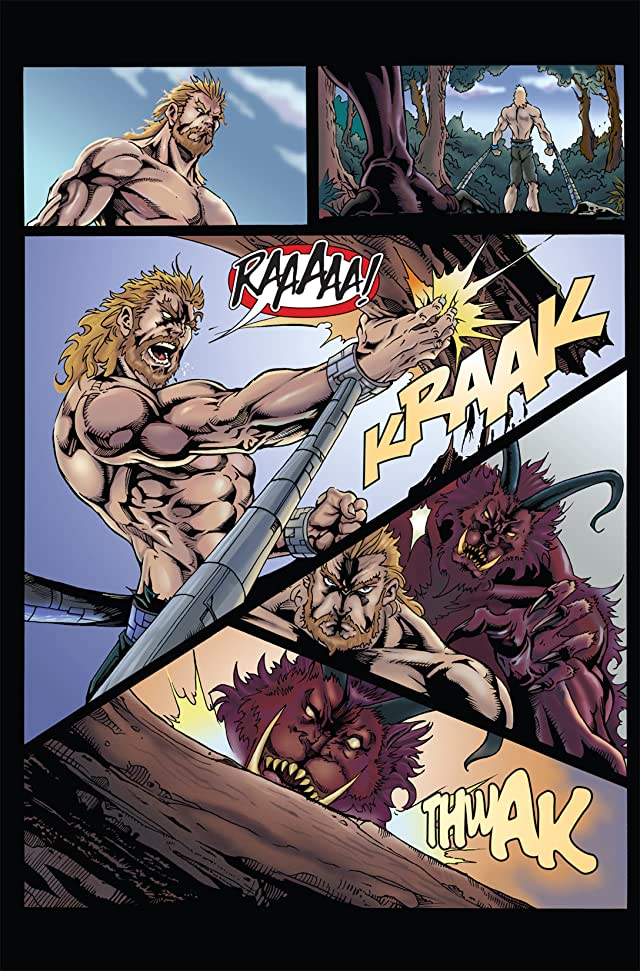 click for super-sized previews of Barbarian #1