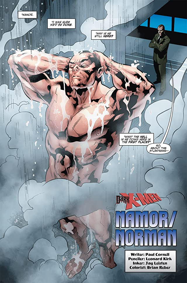 click for super-sized previews of Dark X-Men: The Beginning #1
