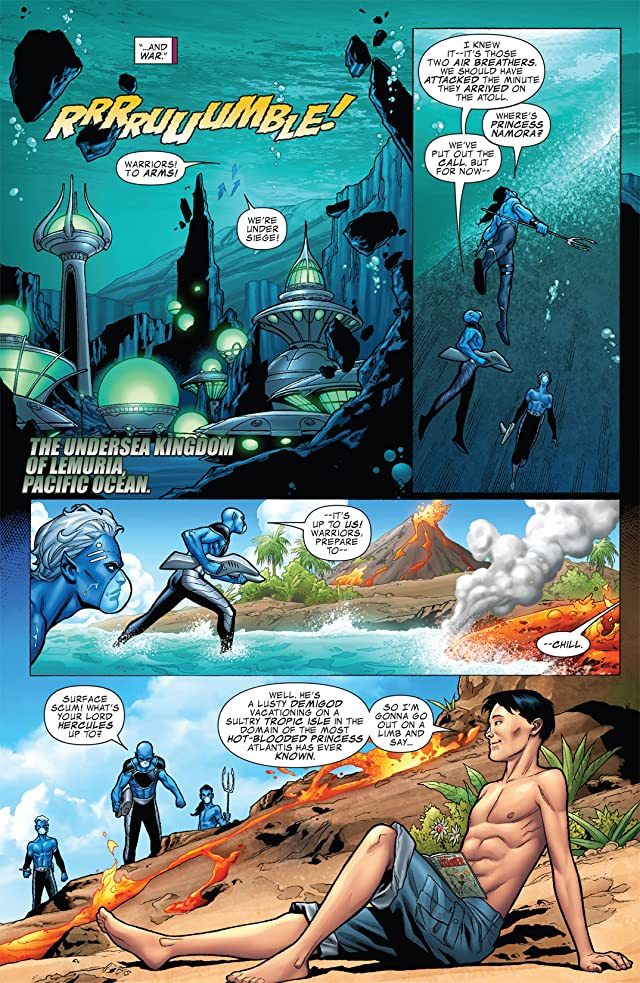 click for super-sized previews of Incredible Hercules #121