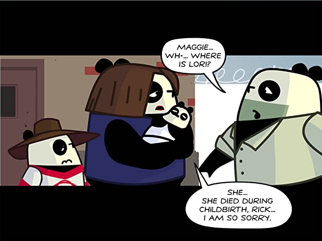 The Walking Pandas (English) #1