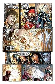 Justice League (2011-2016): Trinity War
