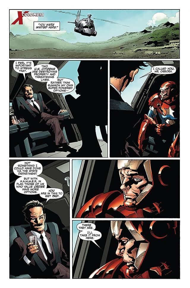 Dark X-Men: The Beginning #2 (of 3)