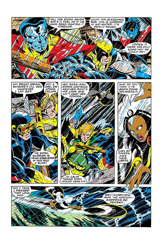 Uncanny X-Men (1963-2011) #117