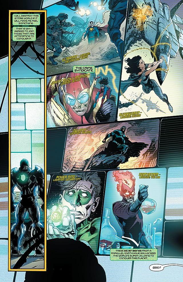 Justice League (2011-) #26