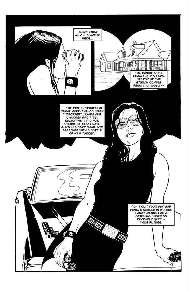 Valentine Vol. 3: The Killing Moon