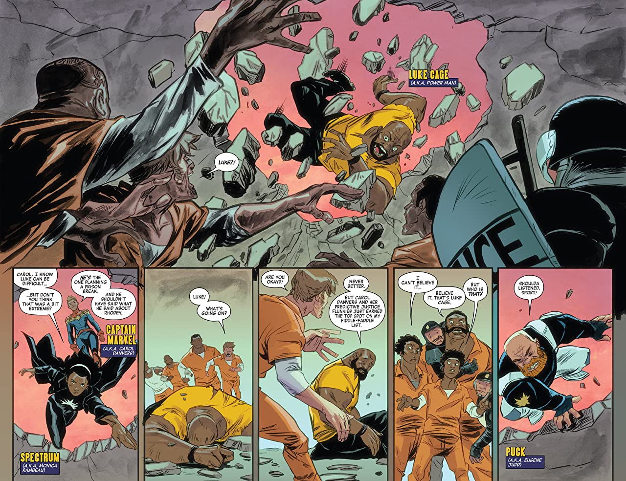 Power Man and Iron Fist (2016-) #9