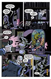 Mysterius: The Unfathomable #4 (of 6)