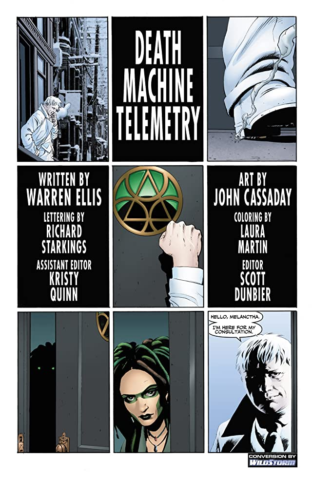 click for super-sized previews of Planetary #21