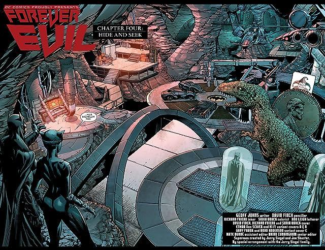 Forever Evil (2013-2014) #4 (of 7)