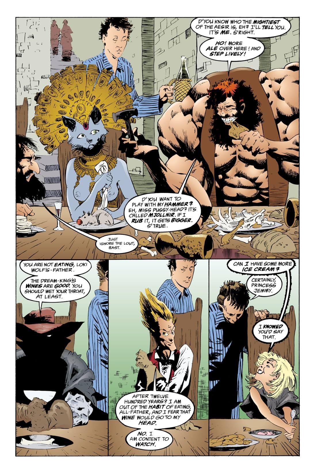 The Sandman #26
