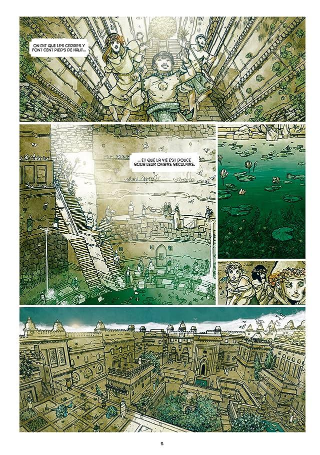 click for super-sized previews of Adrastée Vol. 1