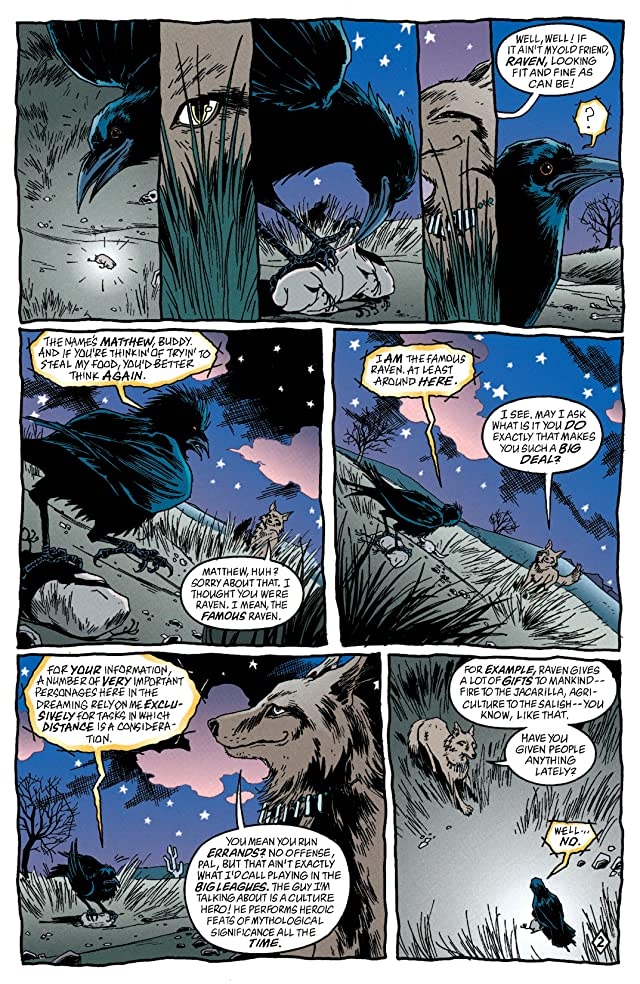 click for super-sized previews of The Dreaming (1996-2001) #13