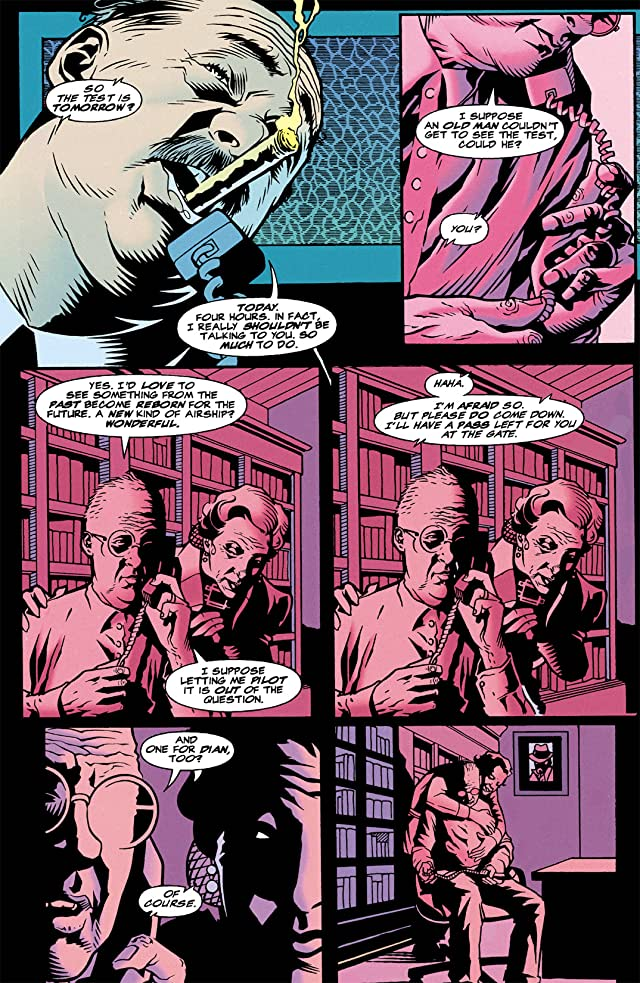 click for super-sized previews of Starman (1994-2001) #22