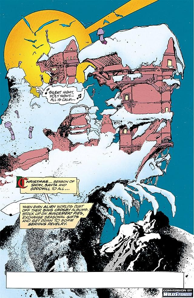 click for super-sized previews of Lobo: Paramilitary Christmas Special #1