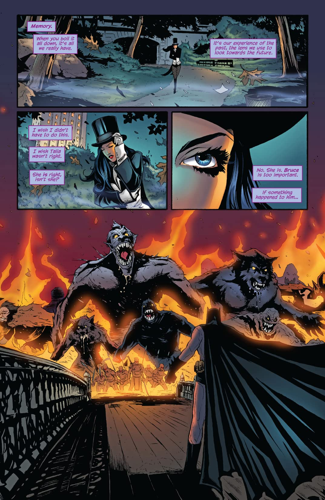 Gotham City Sirens #18