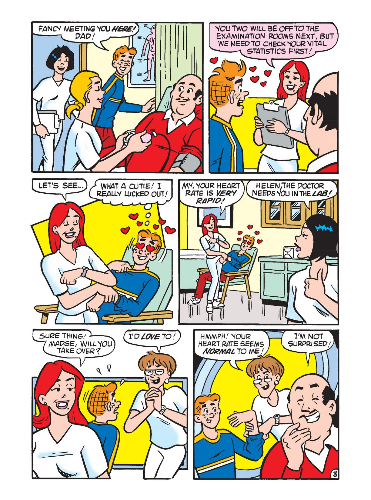 Archie Double Digest #247