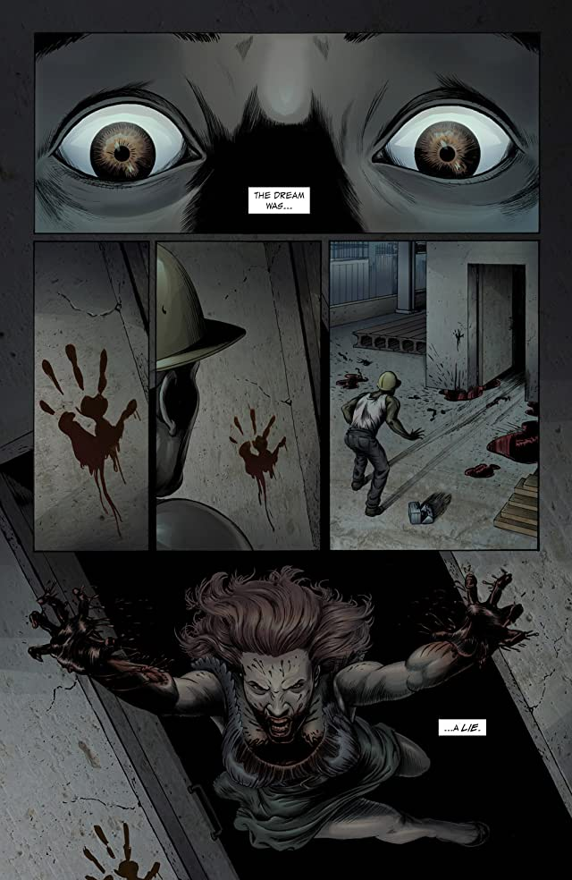 click for super-sized previews of Deadtown #0