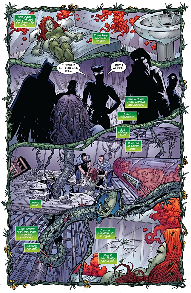 click for super-sized previews of Gotham City Sirens #25