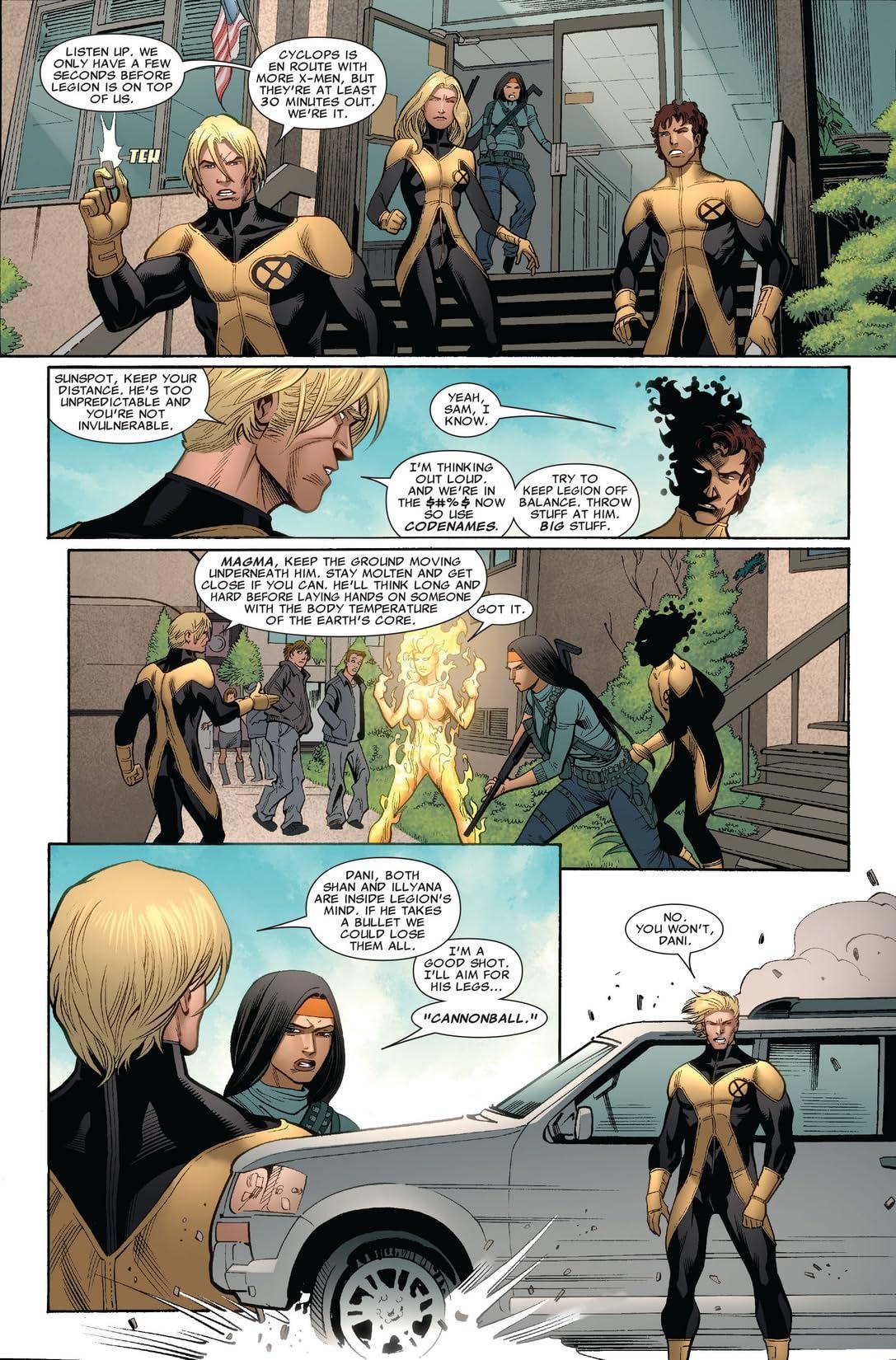 New Mutants (2009-2011) #4