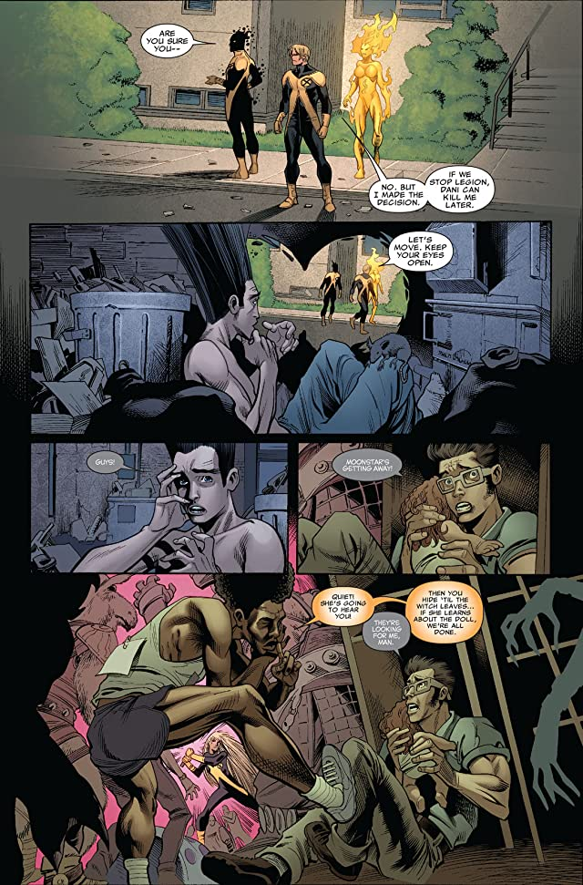 click for super-sized previews of New Mutants (2009-2011) #4