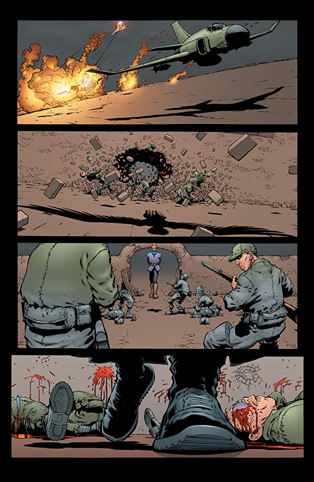 click for super-sized previews of The Authority Vol. 2