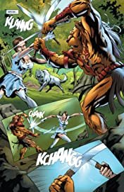 Oz Prequel #5 (of 6)