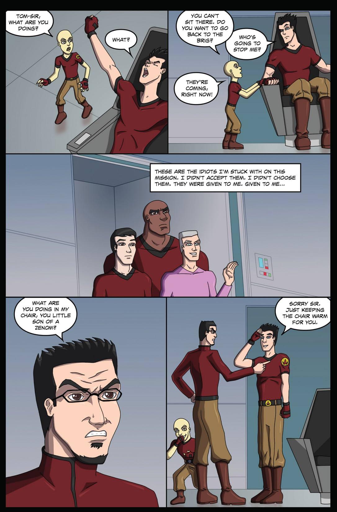Tom Corbett: Space Cadet Vol. 2 #1