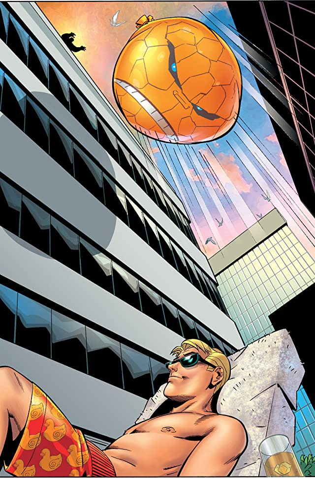 click for super-sized previews of Fantastic Four (1998-2012) #68