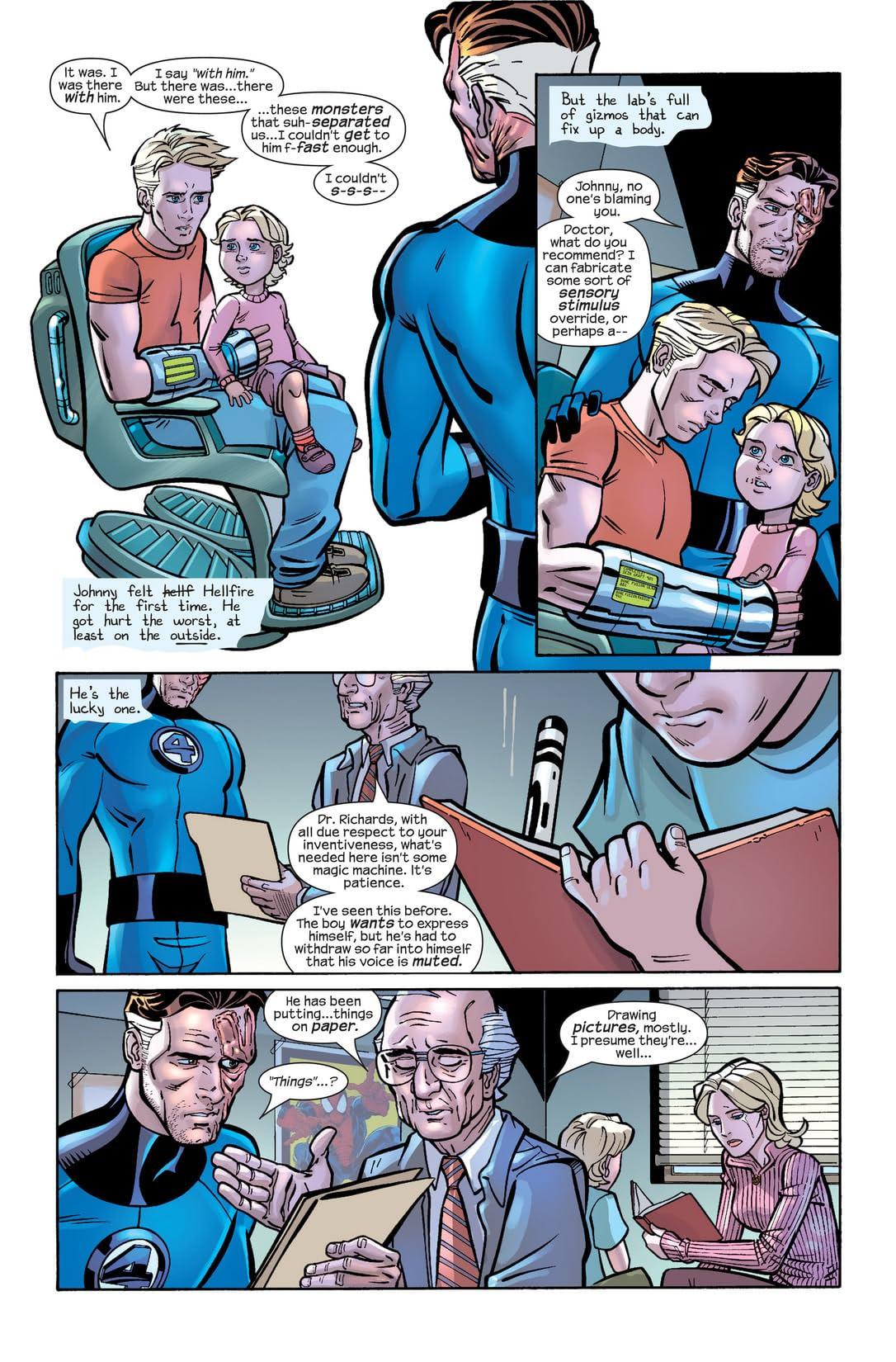 Fantastic Four (1998-2012) #501