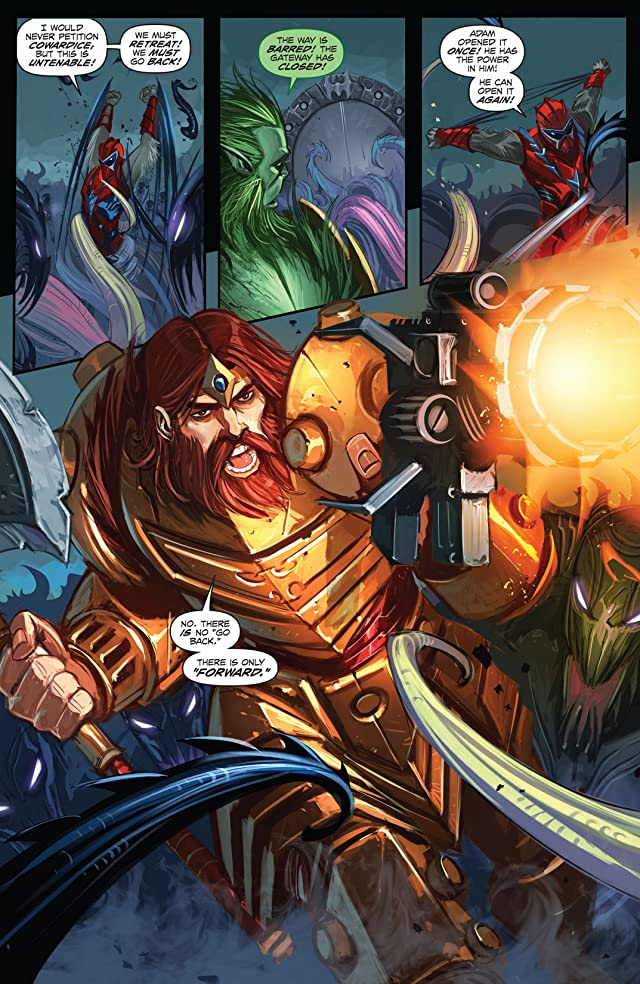 He-Man and the Masters of the Universe (2013-) #9