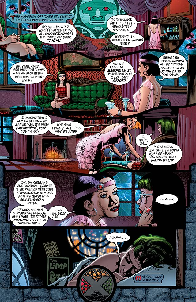 Promethea Book Four