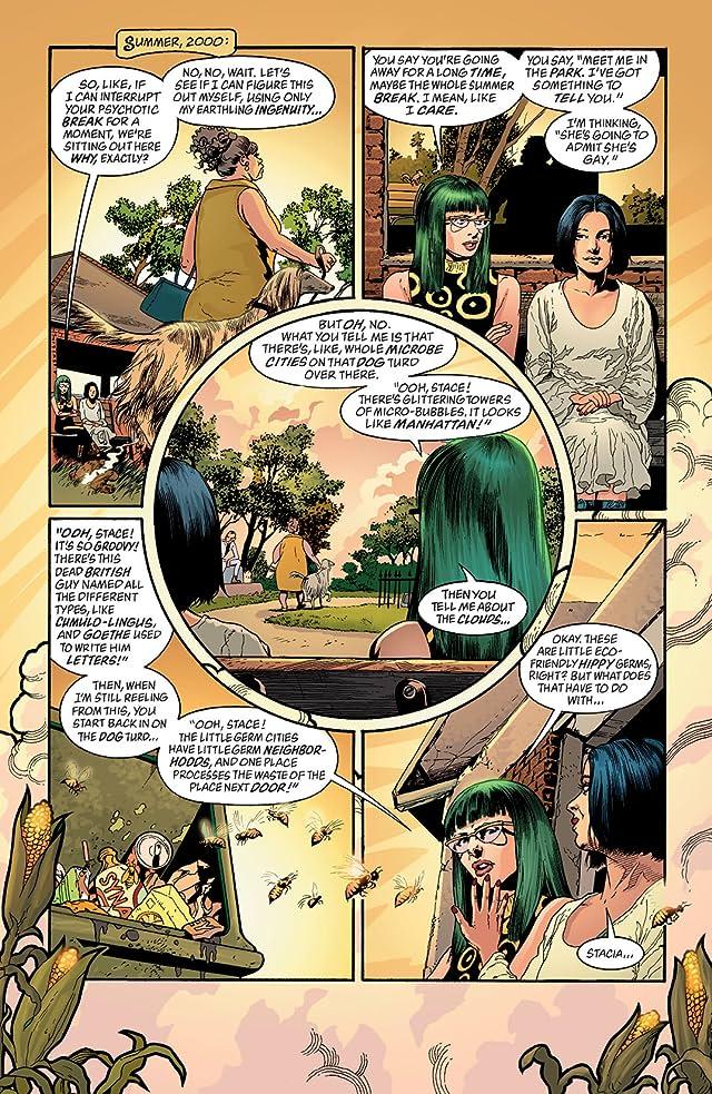 click for super-sized previews of Promethea Book Three
