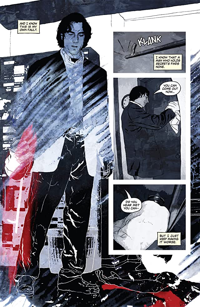 click for super-sized previews of Shuddertown #4