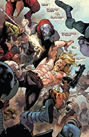 The Unworthy Thor (2016-) #1
