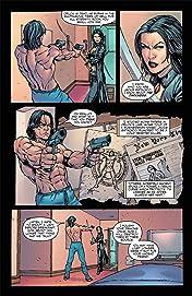 The Darkness vs. Eva: Daughter of Dracula Vol. 1 #3 (of 4)