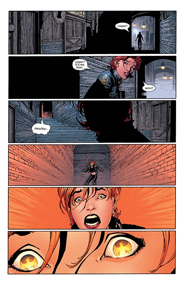 click for super-sized previews of Ultimate X-Men #37