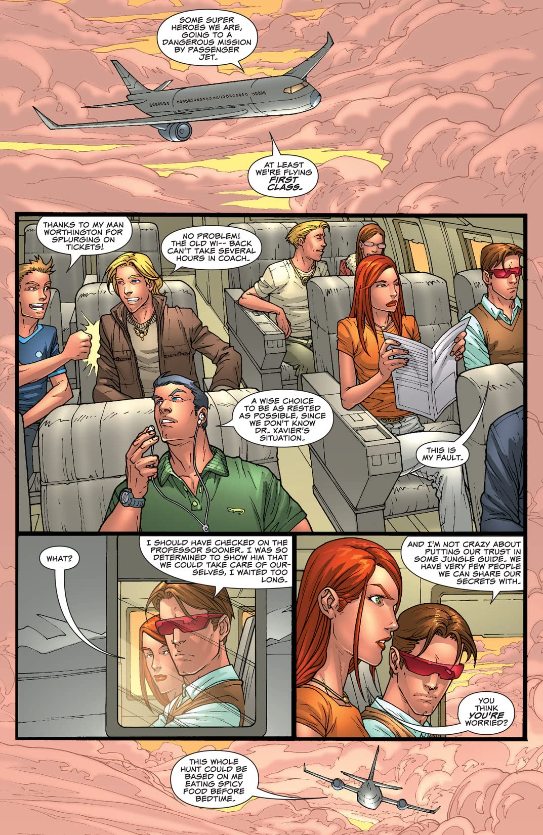 X-Men: First Class #8 (of 8)